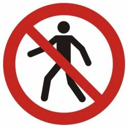GAP 004 Zakaz przejścia