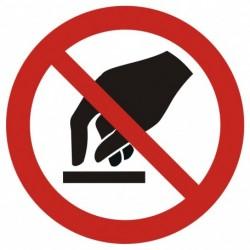 GAP 010  Nie dotykać