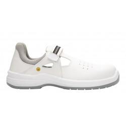 Sandały ARSAN WHITE S1 ESD