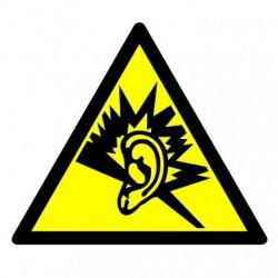 GE002 Ostrzeżenie przed silnym hałasem