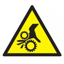 GE014  Uwaga ! Wirujące elementy