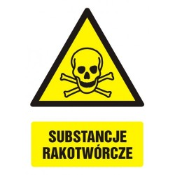 GF007 Substancje rakotwórcze
