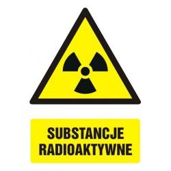 GF012 Substancje radioaktywne