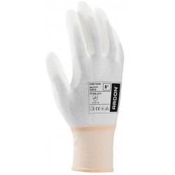 Rękawice PURE TOUCH białe