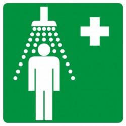 GG 002 Prysznic bezpieczeństwa