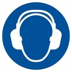 GJM 003 Nakaz stosowania ochrony słuchu