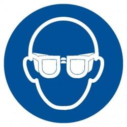 GJM 004 Nakaz stosowania ochrony oczu