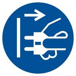 GJM 006 Nakaz odłączenia urządzenia od sieci elektrycznej