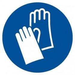 GJ M09 Nakaz stosowania ochrony rąk