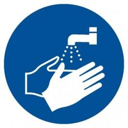 GJ M11  Nakaz mycia rąk