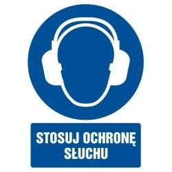 GL 005 Stosuj ochronę słuchu