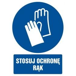 GL 008 Stosuj ochronę rąk