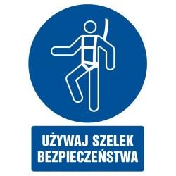 GL 011 Używaj szelek bezpieczeństwa