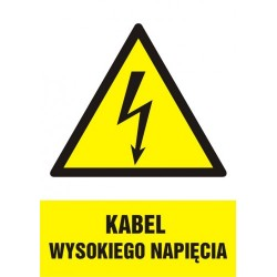 HA 005 Kabel wysokiego napięcia