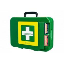 Apteczka walizkowa CEDERROTH First Aid Kit DIN 13157