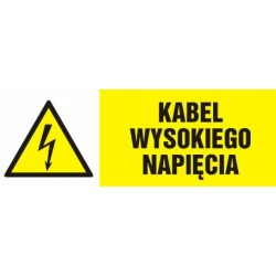 HB 005 Kabel wysokiego napięcia