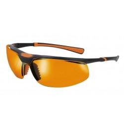Okulary UNIVET 5X3 pomarańczowe
