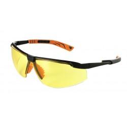 Okulary UNIVET 5X8 żółte