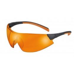 Okulary UNIVET 546 pomarańczowe