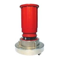 Prądownica 52 hydrantowa krótka plastikowa
