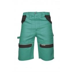 Szorty COOL TREND zielono-czarne
