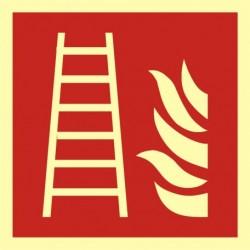 BAF003 Drabina pożarowa