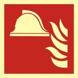 BAF004 Zestaw sprzętu ochrony przeciwpożarowej