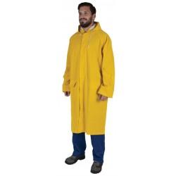 Płaszcz CYRIL żółty
