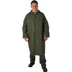Płaszcz CYRIL zielony