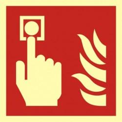 BAF005 Alarm pożarowy