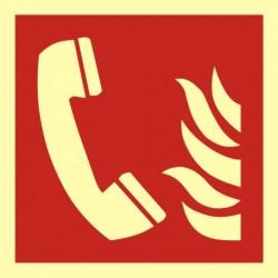 BAF006 Telefon alarmowania pożarowego