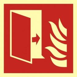 BAF007 Drzwi przeciwpożarowe