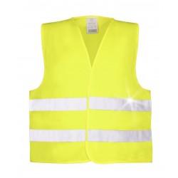 Kamizelka ostrzegawcza ALEX, żółty