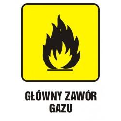 JD 001  Główny zawór gazu 2