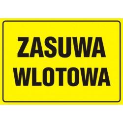 JD 008 Zasuwa wlotowa