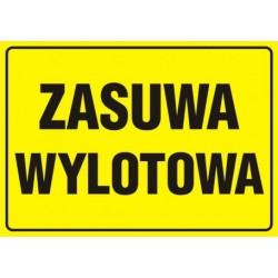 JD 009 Zasuwa wylotowa