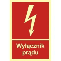 BC007 Wyłącznik prądu