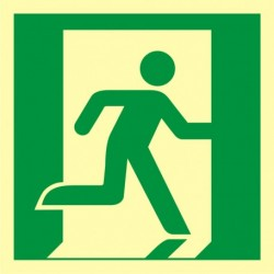 AAE002 Wyjście ewakuacyjne (prawostronne)