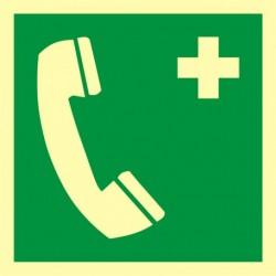 AAE004 Telefon alarmowy