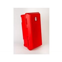 Szafka na gaśnice 4 kg i 6 kg PCV czerwona