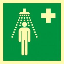 AAE012 Prysznic bezpieczeństwa