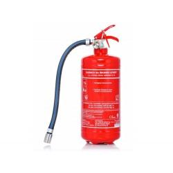 Gaśnica GH-2x na środek czysty gaz FE-36